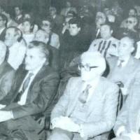Asistentes a la asamblea general de 1988