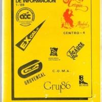 BOLETIN INFORMATIVO ACC MADRID 1-88 Nº1