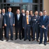 foto de grupo inauguracion sede CAUCE